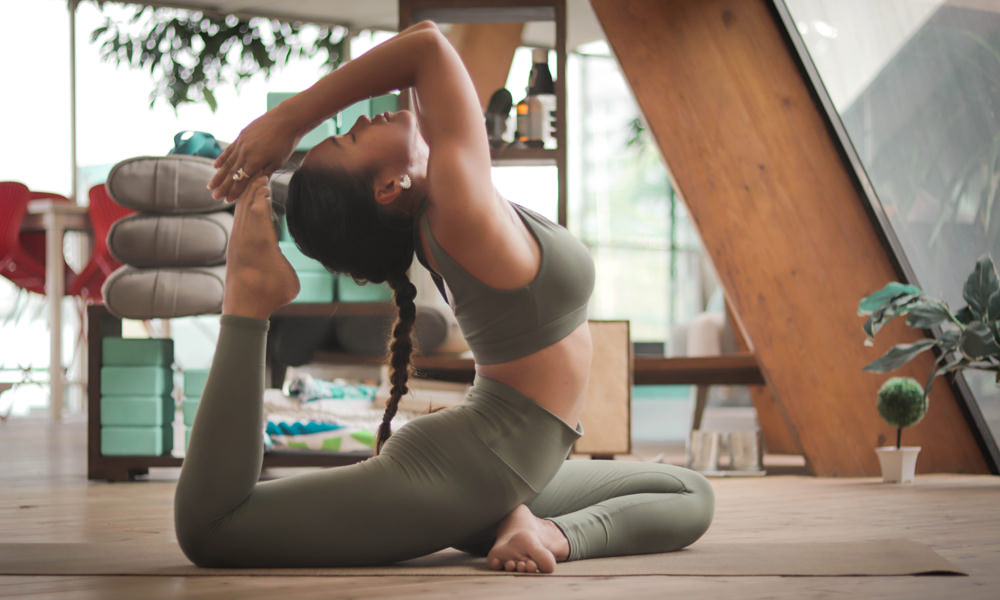 How to boost your immune system with Yoga